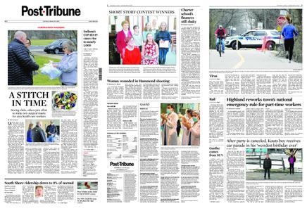 Post-Tribune – March 28, 2020