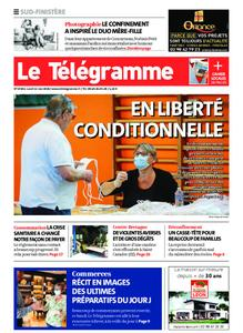 Le Télégramme Concarneau – 11 mai 2020