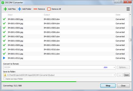 DICOM Converter 1.11.0