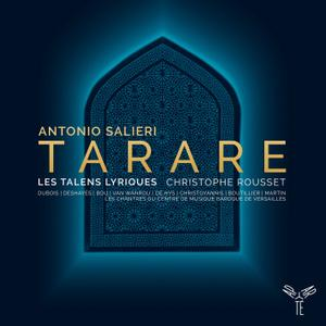 Les Talens Lyriques & Christophe Rousset - Antonio Salieri: Tarare (2019) [Official Digital Download 24/96]
