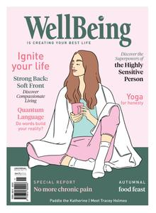 WellBeing - April 2021