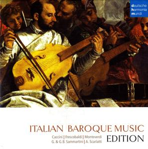 Italian Baroque Music Edition [10CDs] (2011)