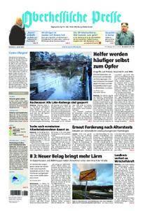 Oberhessische Presse Marburg/Ostkreis - 03. Januar 2018
