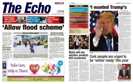 Evening Echo – November 05, 2020