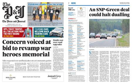 The Press and Journal Moray – August 11, 2021