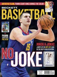 Beckett Basketball - March 2019