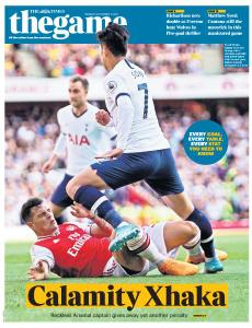 The Times - The Game - 2 September 2019