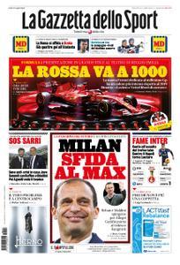 La Gazzetta dello Sport Roma – 12 febbraio 2020
