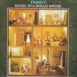 Family - Music In A Doll's House (1968) {2003, Remastered -> Super 20-Bit Mapping}