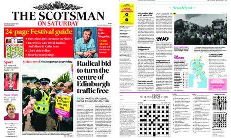 The Scotsman – August 04, 2018
