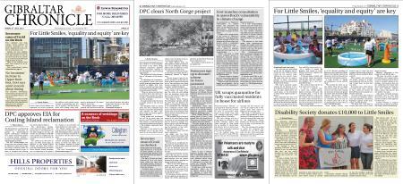 Gibraltar Chronicle – 09 July 2021