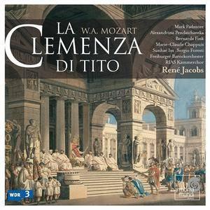 Rene Jacobs, Freiburger Barockorchester - Mozart: La clenenza di Tito [2006]