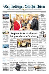 Schleswiger Nachrichten - 23. September 2019