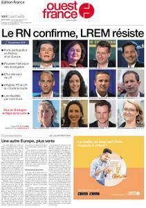 Ouest-France Édition France – 27 mai 2019