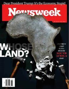 Newsweek USA - June 29, 2018