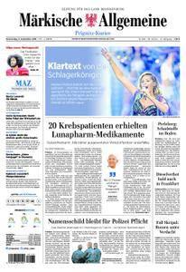 Märkische Allgemeine Prignitz Kurier - 06. September 2018
