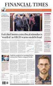 Financial Times USA - May 14, 2020