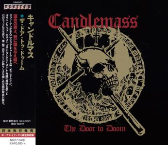 Candlemass - The Door To Doom (2019) [Japanese edition]