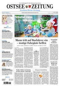 Ostsee Zeitung Wolgast - 05. Dezember 2018
