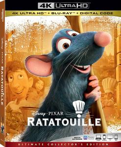 Ratatouille (2007) [4K, Ultra HD]