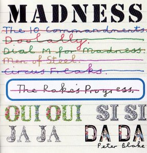 Madness - Oui Oui Si Si Ja Ja Da Da (2012) {Cooking Vinyl}
