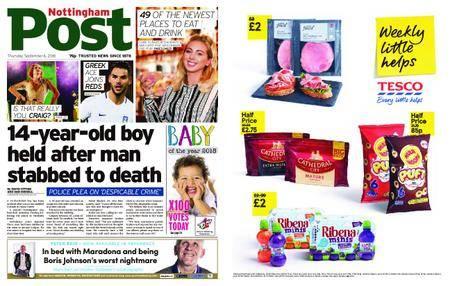 Nottingham Post – September 06, 2018