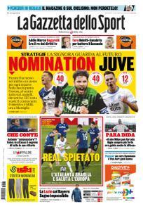 La Gazzetta dello Sport Bergamo - 17 Marzo 2021