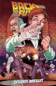 IDW-Back To The Future Citizen Brown 2020 Hybrid Comic eBook