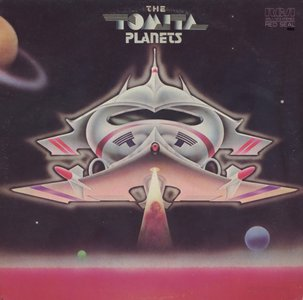 Tomita - The Planets (1976) RCA Red Seal/ARL1-1919 - US 1st Pressing - LP/FLAC In 24bit/96kHz