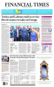 Financial Times UK – May 28, 2019