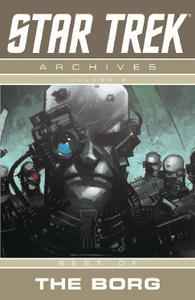 IDW-Star Trek Archives Vol 02 Best Of The Borg 2020 Hybrid Comic eBook