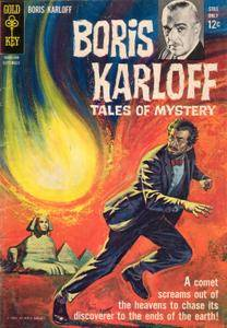 Boris Karloff Tales of Mystery 007 1964