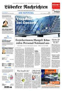 Lübecker Nachrichten Ostholstein Süd - 20. Januar 2019