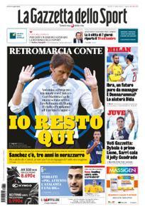 La Gazzetta dello Sport Roma – 04 agosto 2020