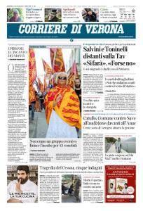 Corriere di Verona - 15 Luglio 2018