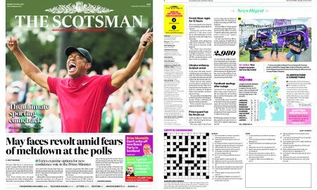 The Scotsman – April 15, 2019
