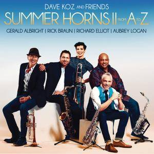 Dave Koz - Summer Horns II: from A to Z (2018) [Official Digital Download]