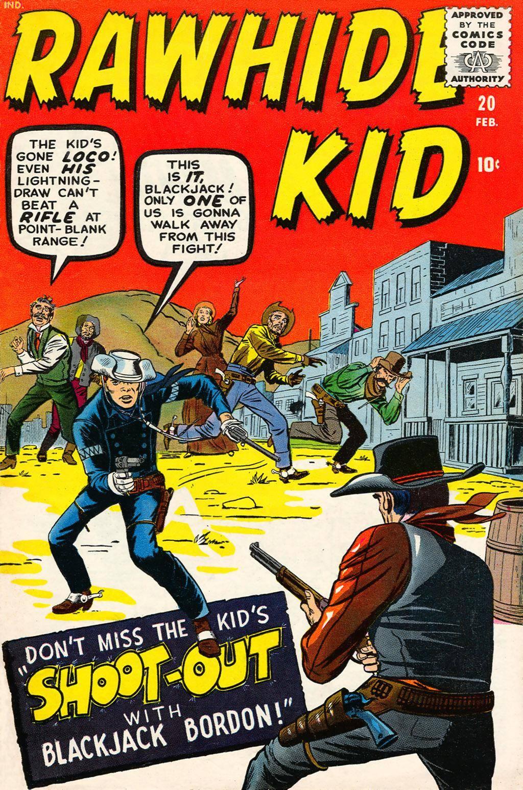 Rawhide Kid v1 020 1961