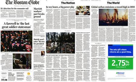 The Boston Globe – December 06, 2018