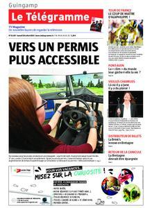 Le Télégramme Guingamp – 20 juillet 2019