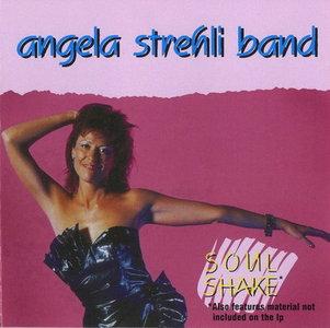 Angela Strehli Band - Soul Shake (1987)