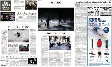 The Boston Globe – January 06, 2018