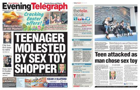 Evening Telegraph First Edition – March 28, 2018