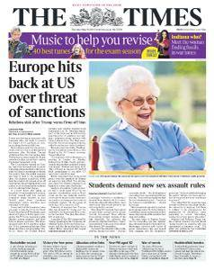 The Times - 10 May 2018