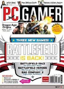 PC Gamer Magazine - May 2009