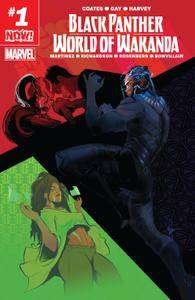Black Panther - World of Wakanda 001 2017 Digital Zone-Empire