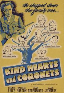 Kind Hearts and Coronets (1949) [Remastered]