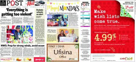 The Guam Daily Post – November 25, 2019