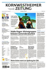 Kornwestheimer Zeitung - 25. Juni 2019