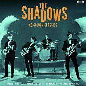 The Shadows - 40 Golden Classics (2019)